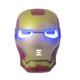 Marvelavengers Süper Kahramanlar Ironman Işıklı Maske