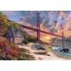 Jumbo Golden Gate Bridge, 1000 Parça Puzzle