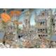Jumbo Pieces Of History: The Castle, 1000 Parça Puzzle