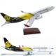 Türk Hava Yolları Boing 737 Model Uçak Borussia Dortmund 1:100 Ölçekli
