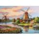 Art Puzzle Yel Değirmenleri 1000 Parça Puzzle