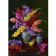 Art Puzzle Çiçek Ve Renkler 1000 Parça Puzzle