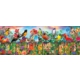 Art Puzzle Bahar Müjdecileri Panorama 1000 Parça Puzzle