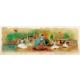 Art Puzzle Konya Kolajı Panorama 1000 Parça Puzzle