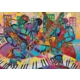 Art Puzzle Jazz Modern 1500 Parça Puzzle