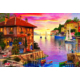 Educa Puzzle The Mediterranean Harbour 5000 Parça Puzzle
