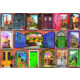 Educa Puzzle Doors Of Europe 1500 Parça Puzzle