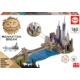 Educa Puzzle Manhattan Dream 3D Ahşap Puzzle