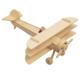 İdeal 3D Ahşap Maket Uçak