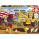 Educa Puzzle Roadworks 100 Parça Karton Puzzle