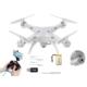 Lfxc Wifi Kameralı Uzaktan Kumandalı Drone Anlık Görüntü 5.8 Ghz