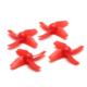 Eachine E010 Mini Jjrc H36 Rc Quadcopter Yedek Pervane Seti - Kırmızı