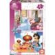 Educa Puzzle Cinderella & Jasmine 2 X 48 Parça Karton Puzzle