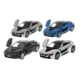 Kinsmart Bmw İ8 Model Araba 1:34 Ölçek