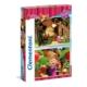 Clementoni 2x20 Parça Masha And The Bear Puzzle