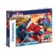 Clementoni 60 Parça Spider - Man Web Warriors Puzzle (+ Uygulama)