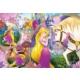Clementoni 29739 - 250 Parça Disney Princess Tanglend Puzzle
