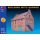 Miniart 1/72 Ölçek Plastik Maket, Tamirhane, Renkli Kit