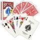 Bicycle Standart Poker İskambil Oyun Kağıdı (2 Tarafı Yazılı Oyun Kartı Kırmızı)