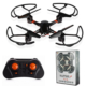 Super F Drone Kumandalı Helikopter 4 Kanal 6 Axis QuadCopter