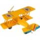 Arsevi Nostaljik Metal Uçak Çift Kanatlı
