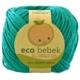 Eco Bebek Organik Pamuk El Örgü İpi - Turkuaz