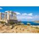 Castorland 1000 Parça Puzzle Cape Sunion - Greece