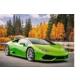 Castorland 180 Parça Puzzle Lamborghini Huracan Lp 610 - 4