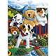 Masterpieces 1000 Parça Puzzle Choo Choo Puppies