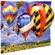 Mega Puzzles 200 Parça 3 Boyutlu Puzzle Breakthrough Balonlar
