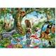 Jungle Lake (2000 Parça Puzzle)