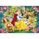 Clementoni Pamuk Prenses Ve Rapunzel 2X20 Parça Puzzle