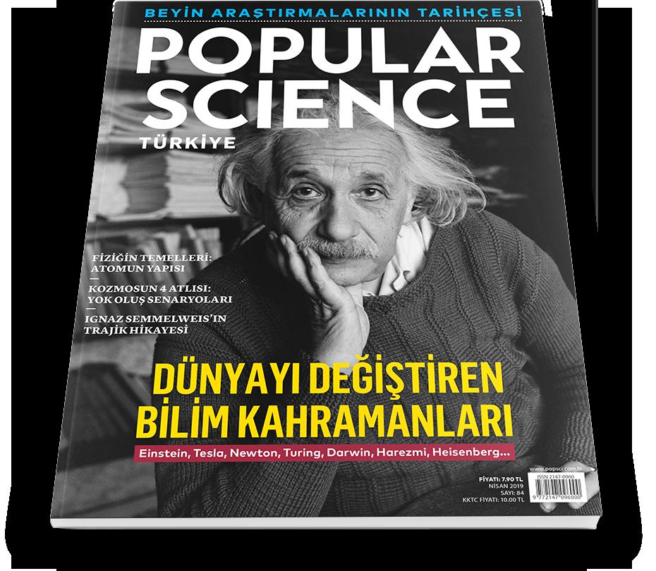 Popular Science kapağı