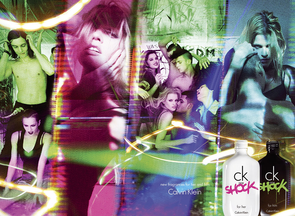 Calvin Klein One Shock