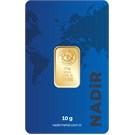 Nadir Gold 24 Ayar Külçe Altın 10 Gr. - Aynı Gün Kargo