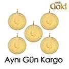 5´li Tam Altın 2015 Tarihli Altın Paketi - Aynı Gun Kargo Avantajı