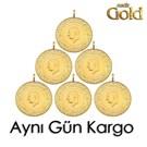 6´lı Yarım Altın 2015 Tarihli Altın Paketi - Aynı Gün Kargo Avantajı