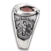 Anıyüzük 112 Acil Sağlık Personeli Yüzüğü