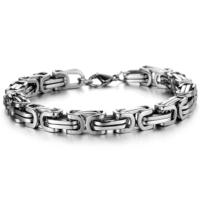 Chavin Kral Model Çelik Erkek Bileklik az68slv
