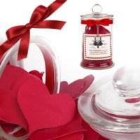 BuldumBuldum Yazısız Canım Annem Ve Aşk Dolu Kavanozları - Kırmızı Kurdeleli Yazısız