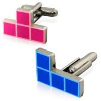 BuldumBuldum Tetris Cufflinks - Tetris Kol Düğmeleri