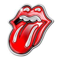 Rock Off Rolling Stones Classic Tongue Mini İğne Badge