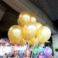 25 Adet 1. Sınıf XL Gold Renk Balon mm15-25