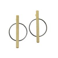 Coquet Accessories Geometrik Küpe