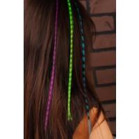 Çınar E-Ticaret Renkli Desenli Bayan Saç Aksesuarı