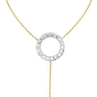 Melis Gold Altın Halka Şahmeran Bileklik Sb00029
