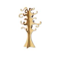 Purupa Ahşap Aksesuar Takı Ağacı