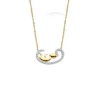 Ferreguer Diamond Kolye 14 Ayar Altın AT200154