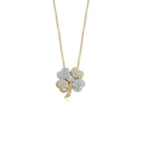 Ferreguer Diamond Kolye 14 Ayar Altın AT200155