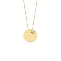 Ferreguer Diamond Kolye 14 Ayar Altın AT200156